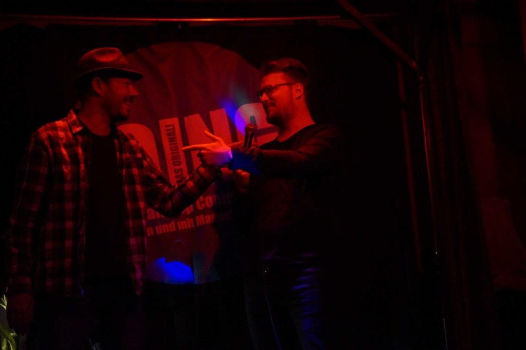comedy termine köln im BOING! Comedy Club